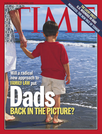 Will a radical new approach to family law put Dads back in the picture?