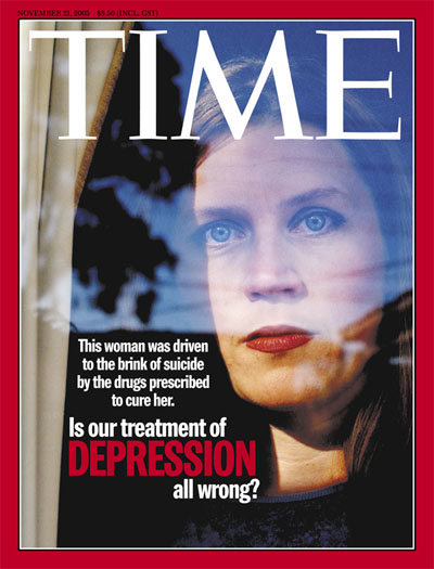 Is our treatment of depression all wrong?