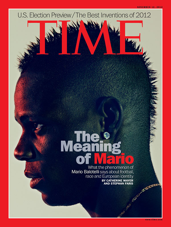 Profile of Mario Balotelli
