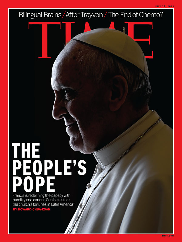 profile of Pope Francis