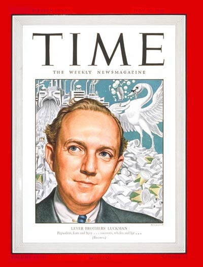 TIME Magazine Cover: Charles Luckman -- June 10, 1946