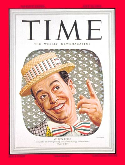 TIME Magazine Cover: Milton Berle -- May 16, 1949