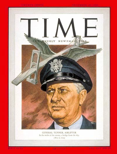 U.S. Air Force Major General William H. Tunner