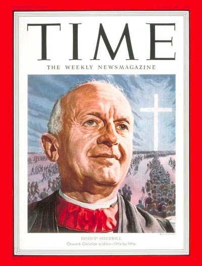 TIME Magazine Cover: Henry Knox Sherrill -- Mar. 26, 1951