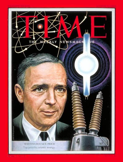 TIME Magazine Cover: Gwilym A. Price -- Mar. 2, 1953