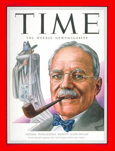 TIME Magazine Cover: Allen W. Dulles -- Aug. 3, 1953