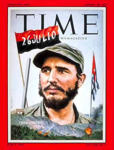 Cuban rebel leader