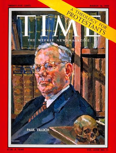 paul tillich essays Dec 1, 2016 her literary standards excluded one essay i had chosen because it was not up to her father's standards for published work in a second discus- sion, i persuaded her to accept the reconstructed essays her father delivered to the john foster dulles commission on a just and durable peace she needed to.