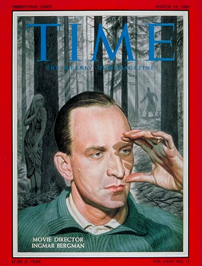 TIME Magazine Cover: Ingmar Bergman -- Mar. 14, 1960