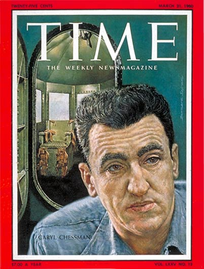 TIME Magazine Cover: Caryl Chessman -- Mar. 21, 1960