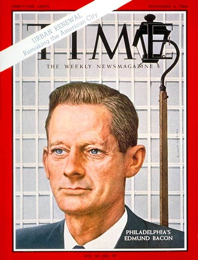 TIME Magazine Cover: Edmund N. Bacon -- Nov. 6, 1964