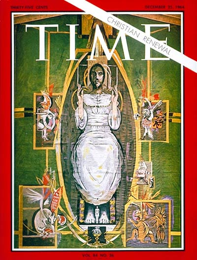 TIME Magazine Cover: Christian Renewal -- Dec. 25, 1964