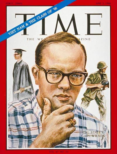 TIME Magazine Cover: Gary Wilson -- June 3, 1966