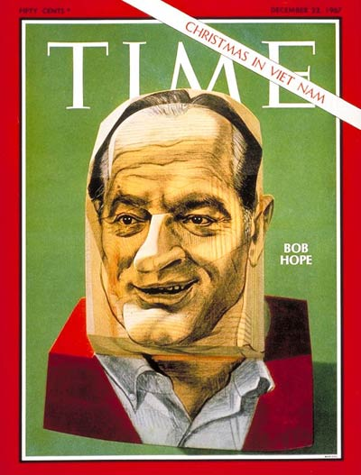 TIME Magazine Cover: Bob Hope -- Dec. 22, 1967