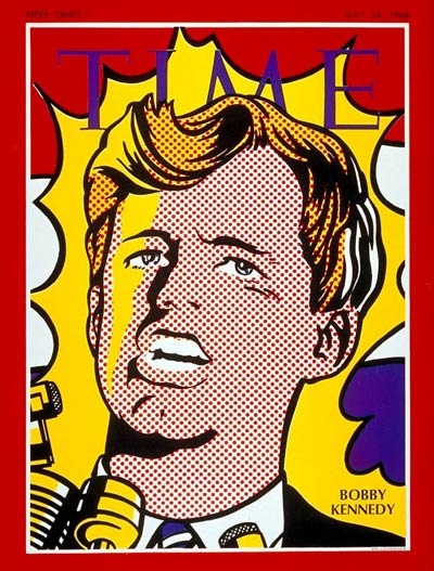 TIME Magazine Cover: Robert F. Kennedy -- May 24, 1968