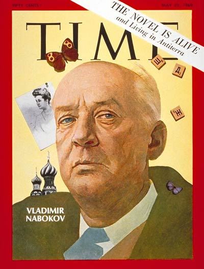 TIME Magazine Cover: Vladimir Nabokov -- May 23, 1969