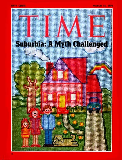 Suburbia: A Myth Challenged.
