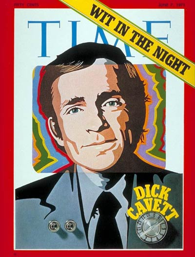 TIME Magazine Cover: Dick Cavett -- June 7, 1971
