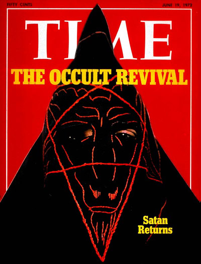 TIME Magazine Cover: The Occult Revival -- June 19, 1972