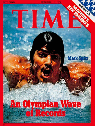 TIME Magazine Cover: Mark Spitz -- Sep. 11, 1972