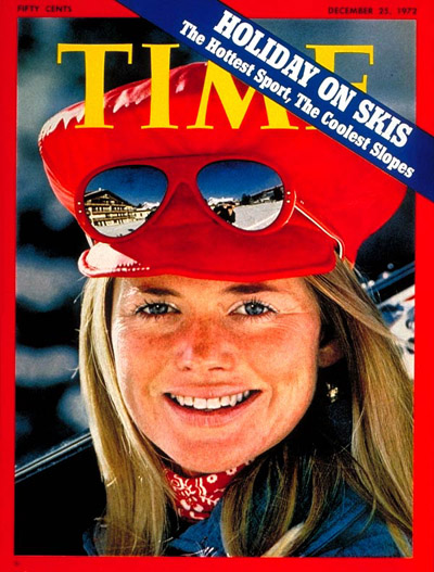 TIME Magazine Cover: Skiing -- Dec. 25, 1972