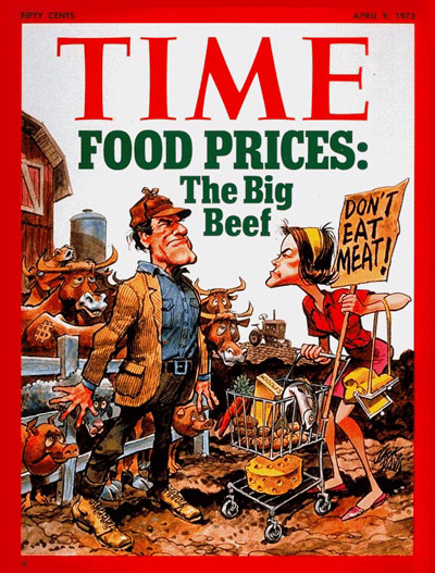 Food Prices: The Big Beef