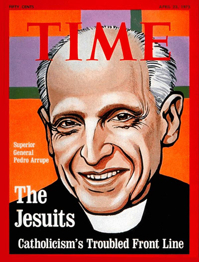 TIME Magazine Cover: Jesuit Pedro Arrupe -- Apr. 23, 1973