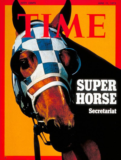 TIME Magazine Cover: Secretariat -- June 11, 1973