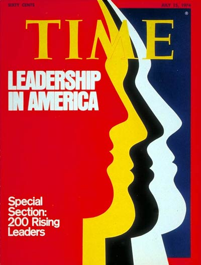 TIME Magazine Cover: Leadership -- July 15, 1974