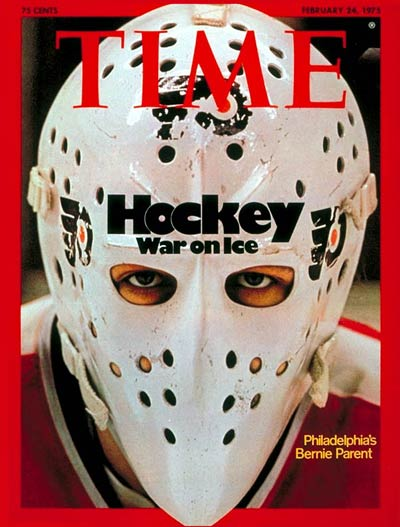 TIME Magazine Cover: Bernie Parent -- Feb. 24, 1975