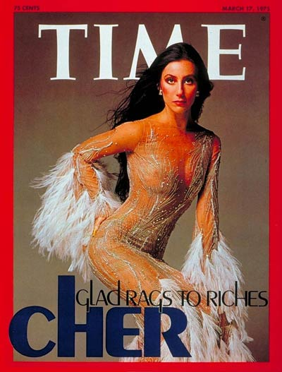 TIME Magazine Cover: Cher -- Mar. 17, 1975