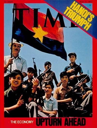 TIME Magazine Cover: North Vietnamese Victory -- May 5, 1975