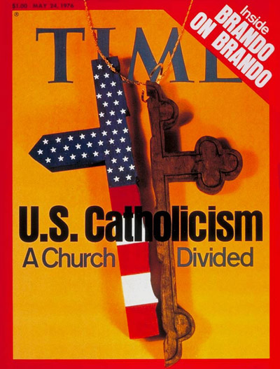 U. S. Catholicism: A Church Divided.