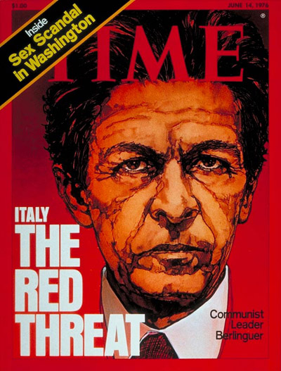 TIME Magazine Cover: Enrico Berlinguer -- June 14, 1976
