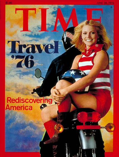 TIME Magazine Cover: Rediscovering America -- June 28, 1976