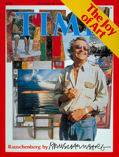 TIME Magazine Cover: The Joy of Art -- Nov. 29, 1976