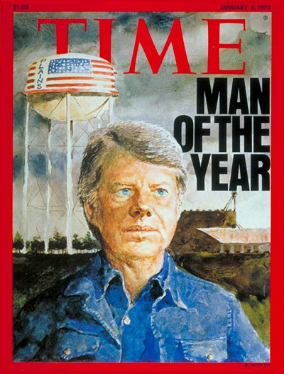 TIME Magazine Cover: Jimmy Carter, Man of the Year -- Jan. 3, 1977