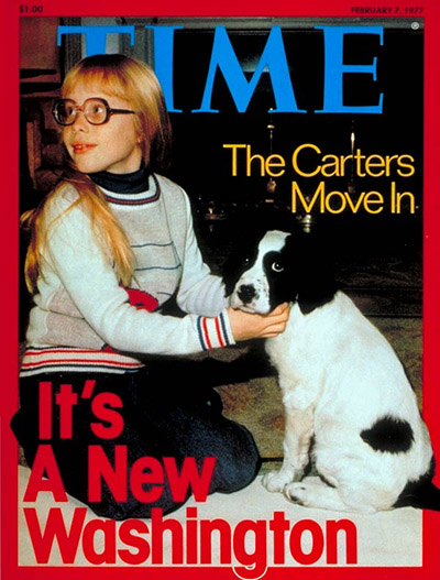 TIME Magazine Cover: Carter's Washington -- Feb. 7, 1977