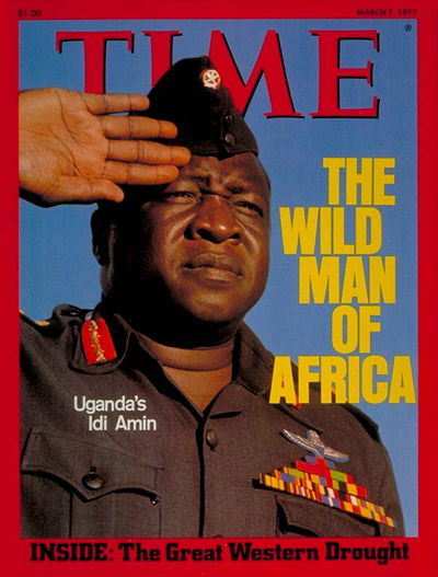 TIME Magazine Cover: Idi Amin -- Mar. 7, 1977