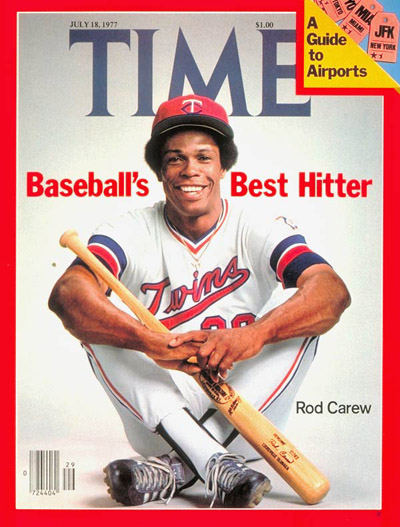 TIME Magazine Cover: Rod Carew -- July 18, 1977
