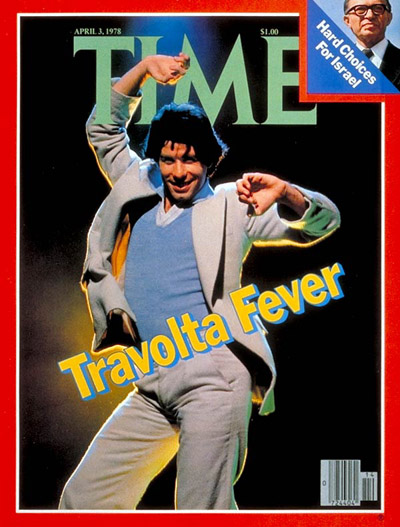 TIME Magazine Cover: John Travolta -- Apr. 3, 1978