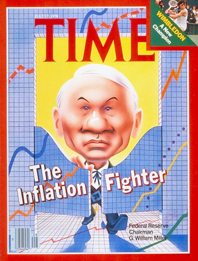 TIME Magazine Cover: G. William Miller -- July 17, 1978