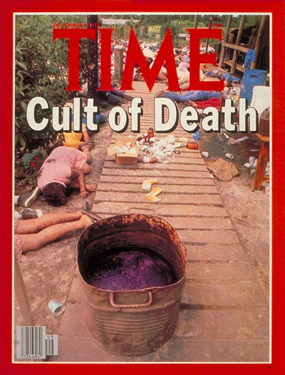 TIME Magazine Cover: Jonestown Deaths -- Dec. 4, 1978