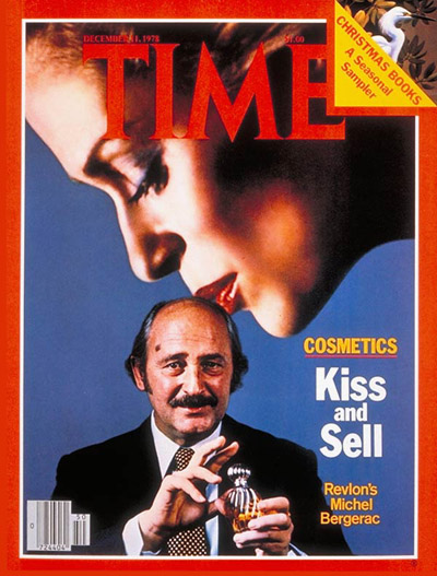 TIME Magazine Cover: Michael Bergerac -- Dec. 11, 1978
