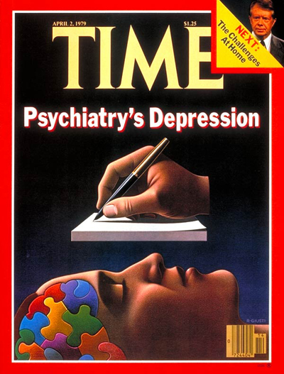 TIME Magazine Cover: Psychiatry -- Apr. 2, 1979