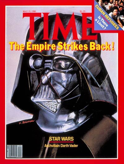TIME Magazine Cover: Star Wars -- May 19, 1980