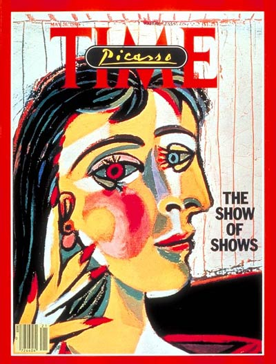 TIME Magazine Cover: The Picasso Show -- May 26, 1980