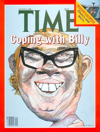 TIME Magazine Cover: Billy Carter -- Aug. 4, 1980
