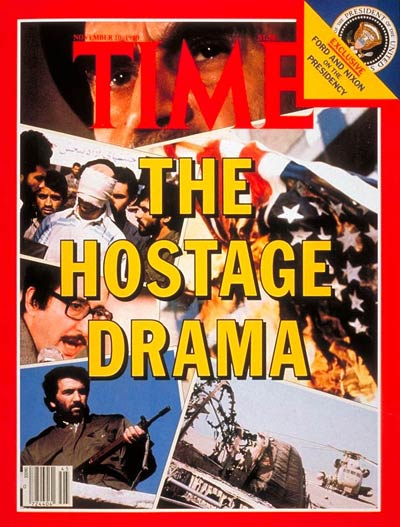 TIME Magazine Cover: Hostage Drama -- Nov. 10, 1980