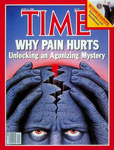 TIME Magazine Cover: Mystery Behind Pain -- June 11, 1984